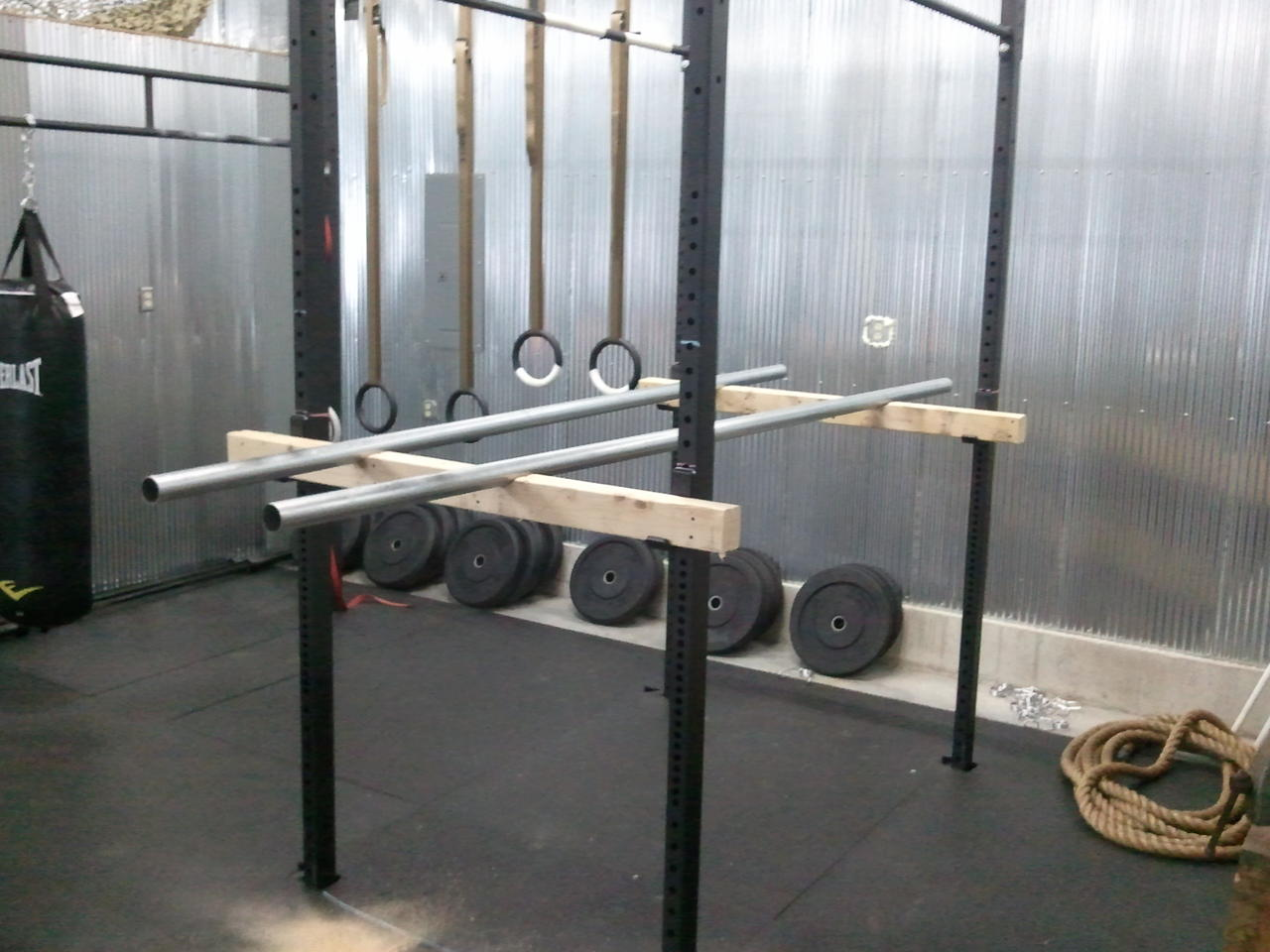 Diy Dip Station Anyone Made One Crossfit Discussion Board