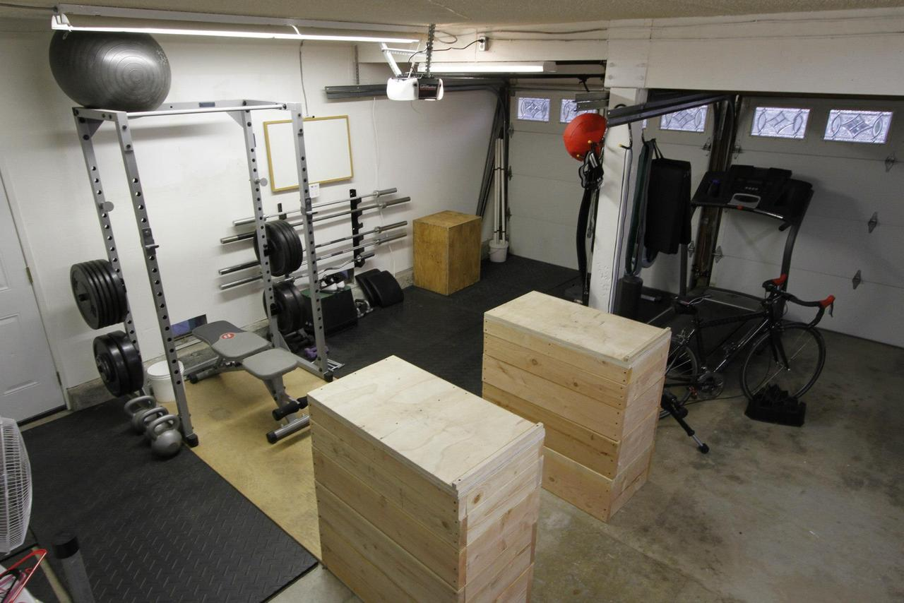 How to set up a crossfit gym anotherhackedlife