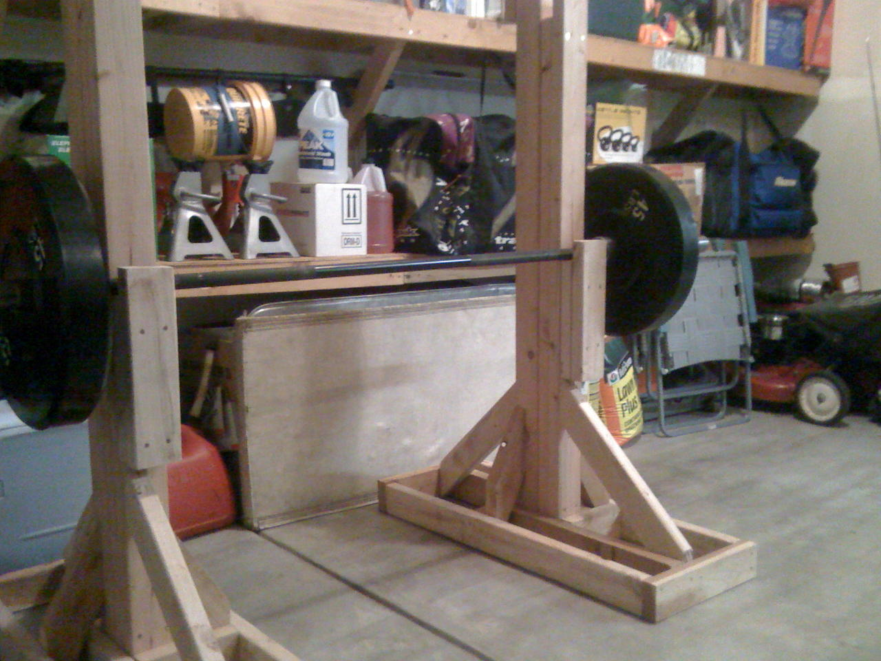 Homemade Squat Stands - Page 2