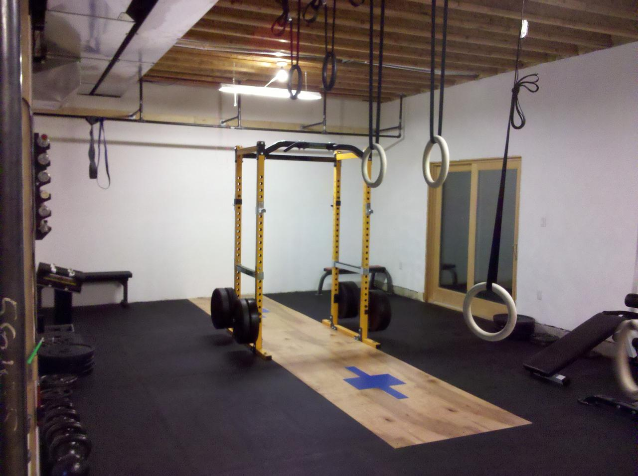 post pics of your home garage gym page 10 crossfit discussion